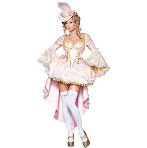Deluxe Vixen Of Versailles Costume, Grand Vixen Dress Costume, 1920 Costume, #N6214