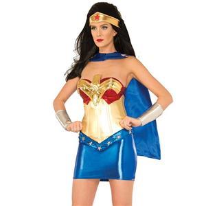 Deluxe Wonder Woman Costume N10692