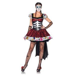 Dia de los Muertos Costume N9387