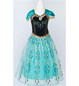 Disney Store Anna Ball Dress N9121