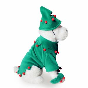 Dog Elf Costume, Pet Festive Clothing, Dog Christmas Elf Costume, Dog Clothes, #XT12356