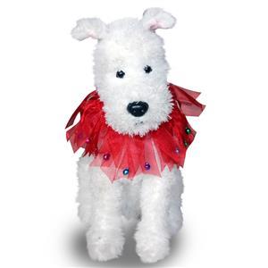 Pet Festive Accessories, Dog Christmas Collar with bell, Festive Dog Collars, Christmas Smoocher, #MS12363