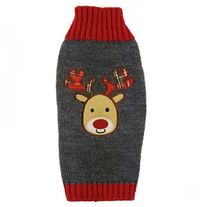 Pet Sweater, Pet Clothing for Small Dog, Dog Christmas Costume, #N12272
