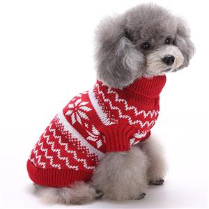 Pet Sweater, Pet Clothing for Small Dog, Dog Christmas Costume, #N12274