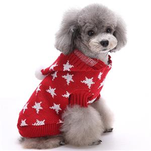 Pet Sweater, Pet Clothing for Small Dog, Dog Christmas Costume, #N12367