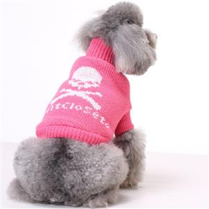 Pet Sweater, Pet Clothing for Small Dog, Dog Christmas Costume, Pet Dog Christmas Sweater, #N12376