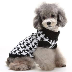 Pet Sweater, Pet Clothing for Small Dog, Dog Christmas Costume, Pet Dog Christmas Sweater, #N12383