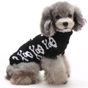 Pet Sweater, Pet Clothing for Small Dog, Dog Christmas Costume, Pet Dog Christmas Sweater, #N12385