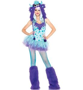 Dotty Monster Costume N9194