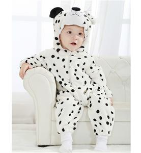 Snow Leopard Romper Jumpsuit Baby, Halloween Leopard Costume Baby, Baby Snow Leopard Climbing Clothes, #N6270