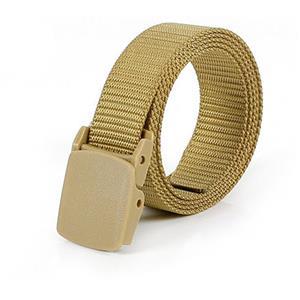 Tied Wasit Belt, Fashion Durable Nylon Waist Belt, Men