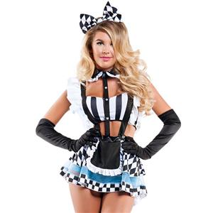 Eat Me Alice Costume N11015