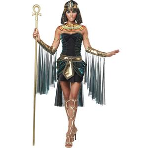 Egyptian Goddess Costume, Egyptian Cleopatra Costume, Adult Egyptian Costume, #N10039