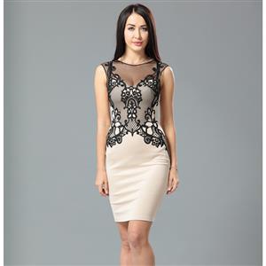 Fashion Summer Dress, Lady Casual Dress, Women