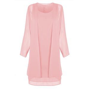 Simple OL Dress Set, Fashion Suit for Women, High Street Dress for Women, High Fashion Summer  Dress, Vintage Dress for Women, Fashion Dresses for Women, Simple OL Dress Suit, #N18747