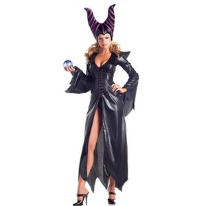 Evil Maleficent Witch Halloween Costume N11181