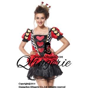 Evil Red Queen Costume N6210