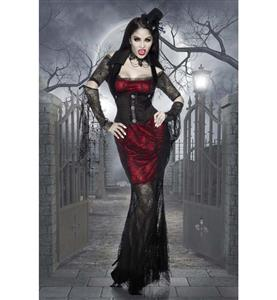 Evil Vampire Halloween Costume N10679