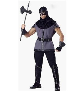 Scary Executioner Costume, Executioner Adult Costume, Executioner Costume, #N4875