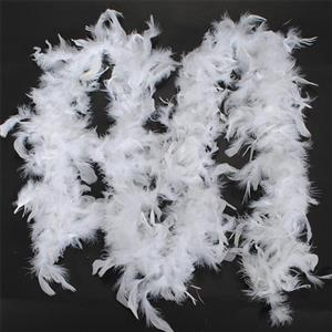 Sexy Feather Masquerade Party Accessory, Halloween Party Feather Boas, Vintage Costume Ball, Victorian Gothic Masquerade Party Feather, Charming Feather Boa, Victorian Gothic Feather Party Accessory, #J20009