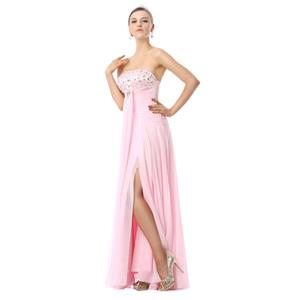 Pink Prom Dresses, Prom Dresses for Cheap, Girls Dresses, Graduation Dresses, Fancy Dress, New 2015 Dresses, #F30020