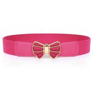 Metal Waist Belt, Fashion Waist Belt, Elastic Waist Belt, Waist Belt for Women, Buckle Fastening Waist Belt, #N15369
