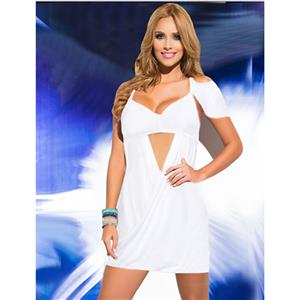 Sexy Short Clubwear Dress for women,Sexy Casual Dress,Fashion Cut out dress,Party dress with Sleeves,#N11325