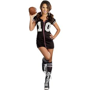 Football Dress Costume, Football Player Dress, First Down Football Costume, #N8069