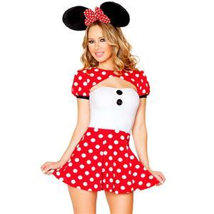 Flirty Mouse Fancy Dress Costume N11209