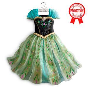 Frozen Princess Anna Coronation Dress, Anna Dress, Frozen Princess Anna Dress, #N8520