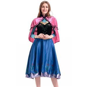 Frozen Princess Anna Costume N10660