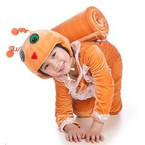 Snail Jumpsuit Romper Children, Halloween Snail Costume, Children Snail Costume, #N6299