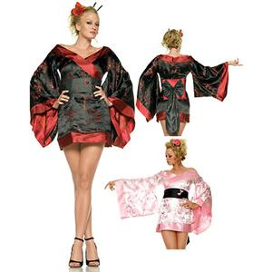 Geisha Costume, Geisha Girl Costume, Sexy lingerie wholesale from China, #G4122