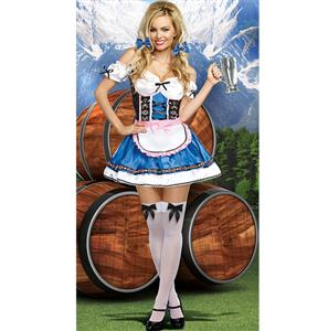 German Beer Beauty Costume N9166