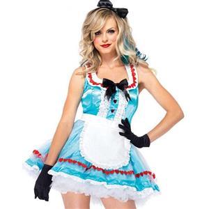 Cheap Halloween Costume, Hot Selling Cartoon Costume, Women