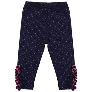 Girls Polka Dot Print Lace Trim Leggings, Girls Fall Clothing, Leggings for Girls, Girls Pants,  #N12236