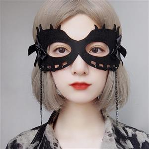 Halloween Masks, Costume Ball Masks, Masquerade Party Mask, Adult and Child Mask, Gothic Sexy Eye Mask, Animal Masks, #MS21433
