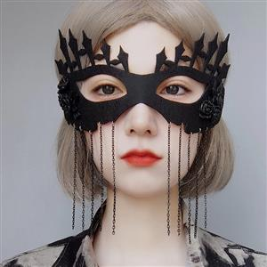 Halloween Masks, Costume Ball Masks, Masquerade Party Mask, Adult and Child Mask, Gothic Sexy Eye Mask, Animal Masks, #MS21435