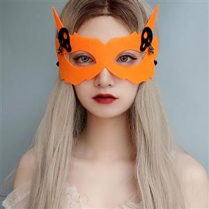 Halloween Fox Masks, Costume Ball Masks, Masquerade Party Mask, Adult and Child Mask, Gothic Sexy Eye Mask, Animal Masks, Halloween Devil Cospaly Mask, Anime Cosplay Mask, #MS21439