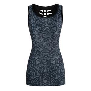 Fashion 3D Digital Printing Vest, Women