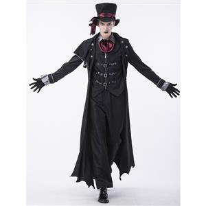Deluxe Dark Webbed Mistress Costume, Deluxe Vampire Costume, Sexy Dark Vampire Costume, Dressed to Kill Vampire Costume, Men