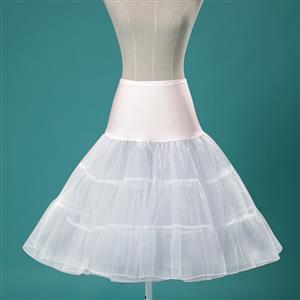 Sexy Grey Skirt Petticoat, Fashion Grey Skirt, Cheap Ladies Tulle Petticoat, Party Dress Petticoat, Plus Size Petticoat, #HG11291