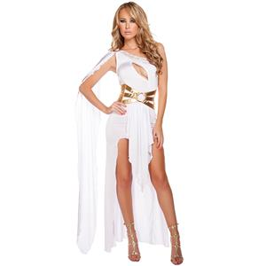 Egyptian Goddess Costume, , Halloween Costume, Grecian Goddess Adult Costume, #N11986