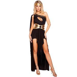 Egyptian Goddess Costume, , Halloween Costume, Grecian Goddess Adult Costume, #N11987