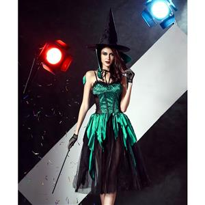 Groovy Midnight Hour Magic Witch Costume Witch Costume N11677
