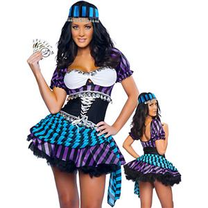 Gypsy Girl Costume, Exotic Gypsy Costume, Gypsy Costume, #M2384