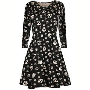 Halloween Long Sleeve Dress, Cheap Women