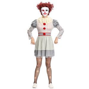 Sexy Clown Costume, Women
