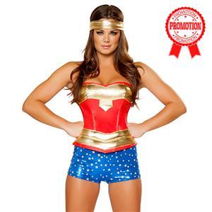 Heroine Hottie Costume N6186