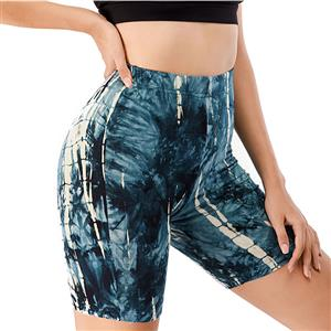 Sauna Hot Capri Pants, Workout Shorts, Yoga Shorts, Women